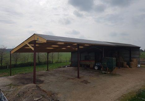 hangar stockage broglie